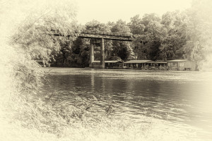 Fish Camps Along the Pascagoula River