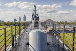 Uss Drum at Battleship Park